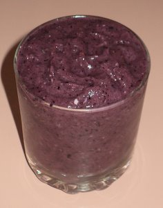 alcohol detox smoothie