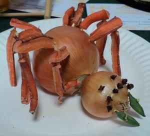 Onion Spider