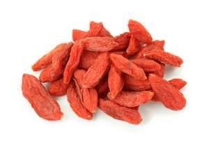 healthy food list goji berries