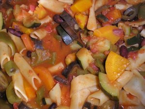 hearty minstrone soup recipe
