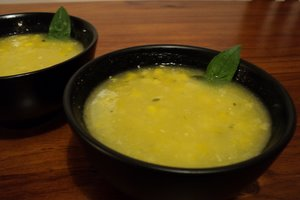 summer squash vegetable soup