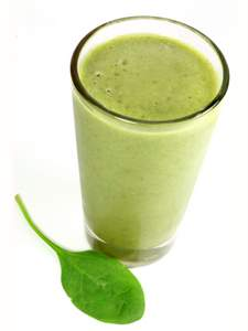 green smoothie health