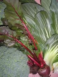 health benefits of organic food beets